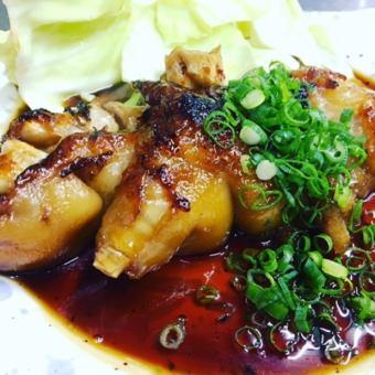 Tebichi (sweet pork boiled)