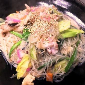 Gokoyaki rice ball