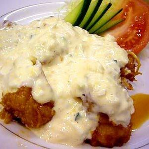 Fluffy tartar Chicken Nanban ♪