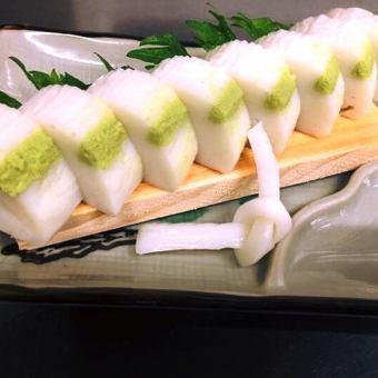 Raw salmon roe