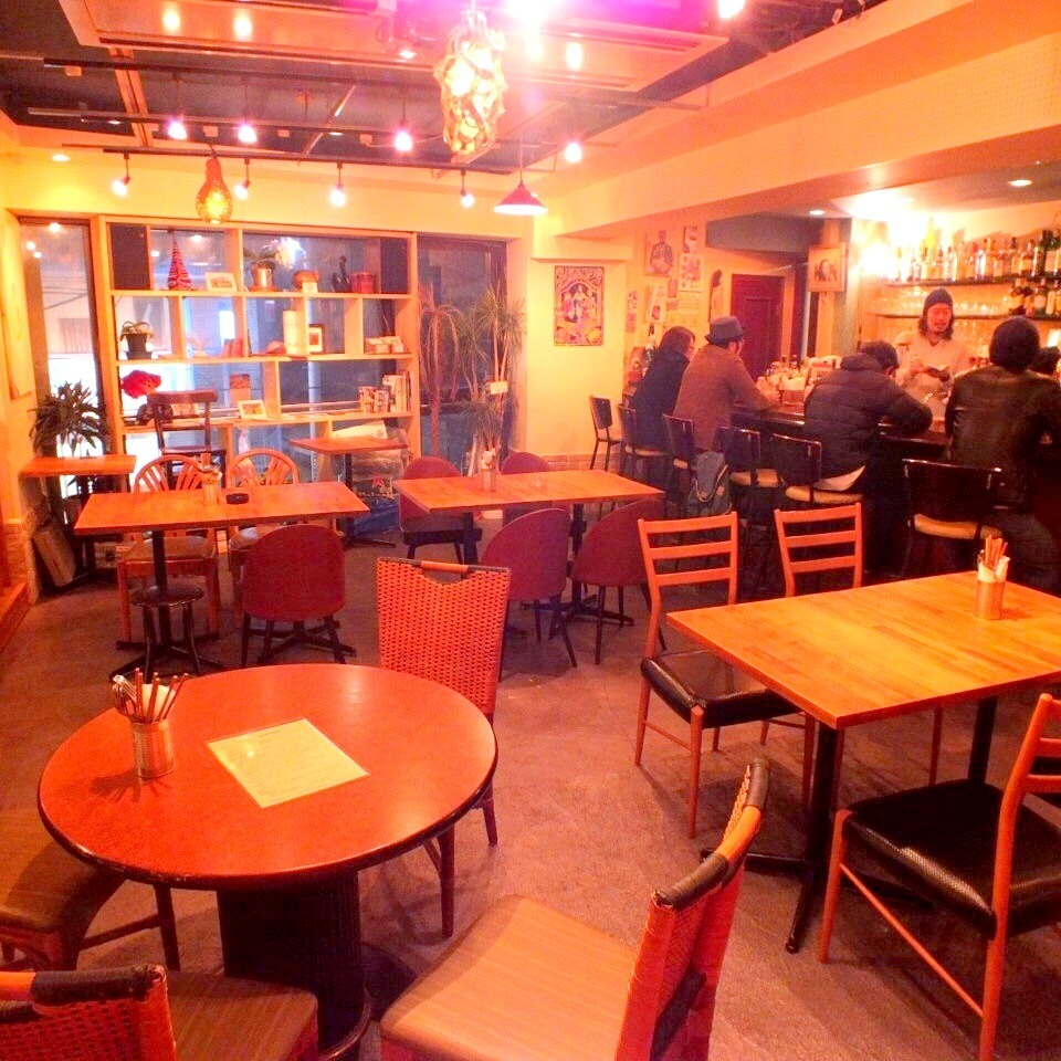 Private place 20 ~ OK !! 40 people when sitting! Maximum capacity for accommodating up to 80 people during the meal!