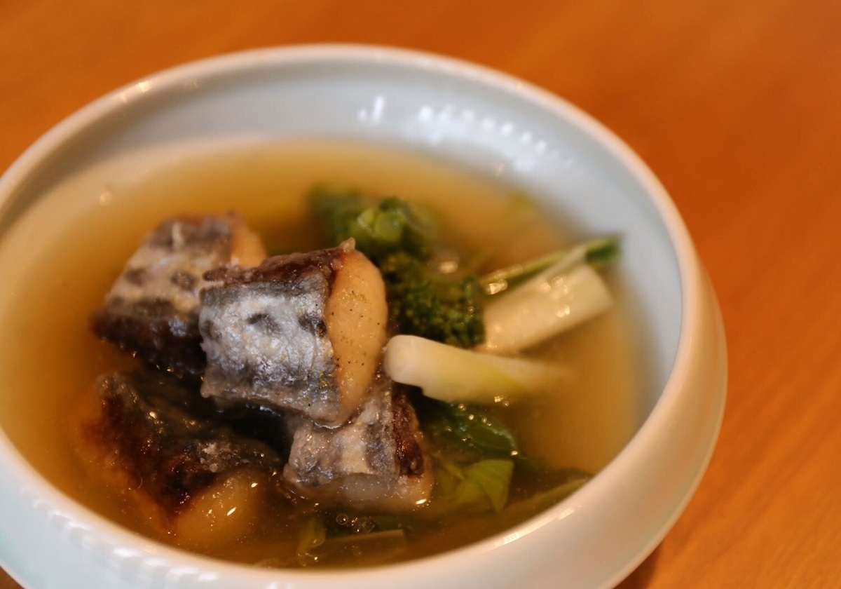 【Fried】 Fish fried fried sweet vinegar