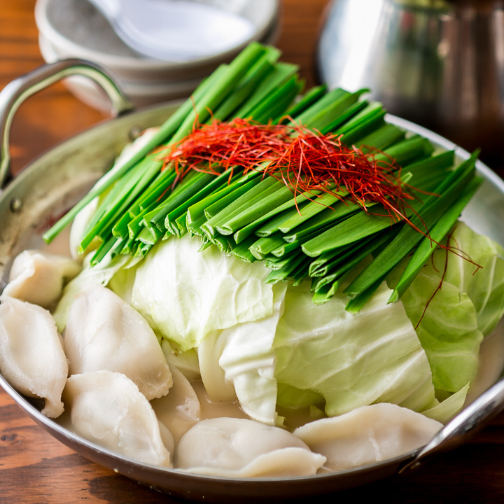 Tonkotsu煮饺子锅