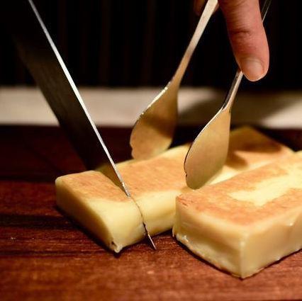 구운 치즈