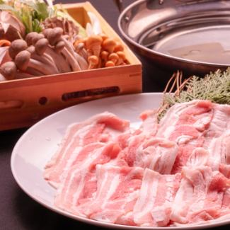 黒豚チゲ鍋
