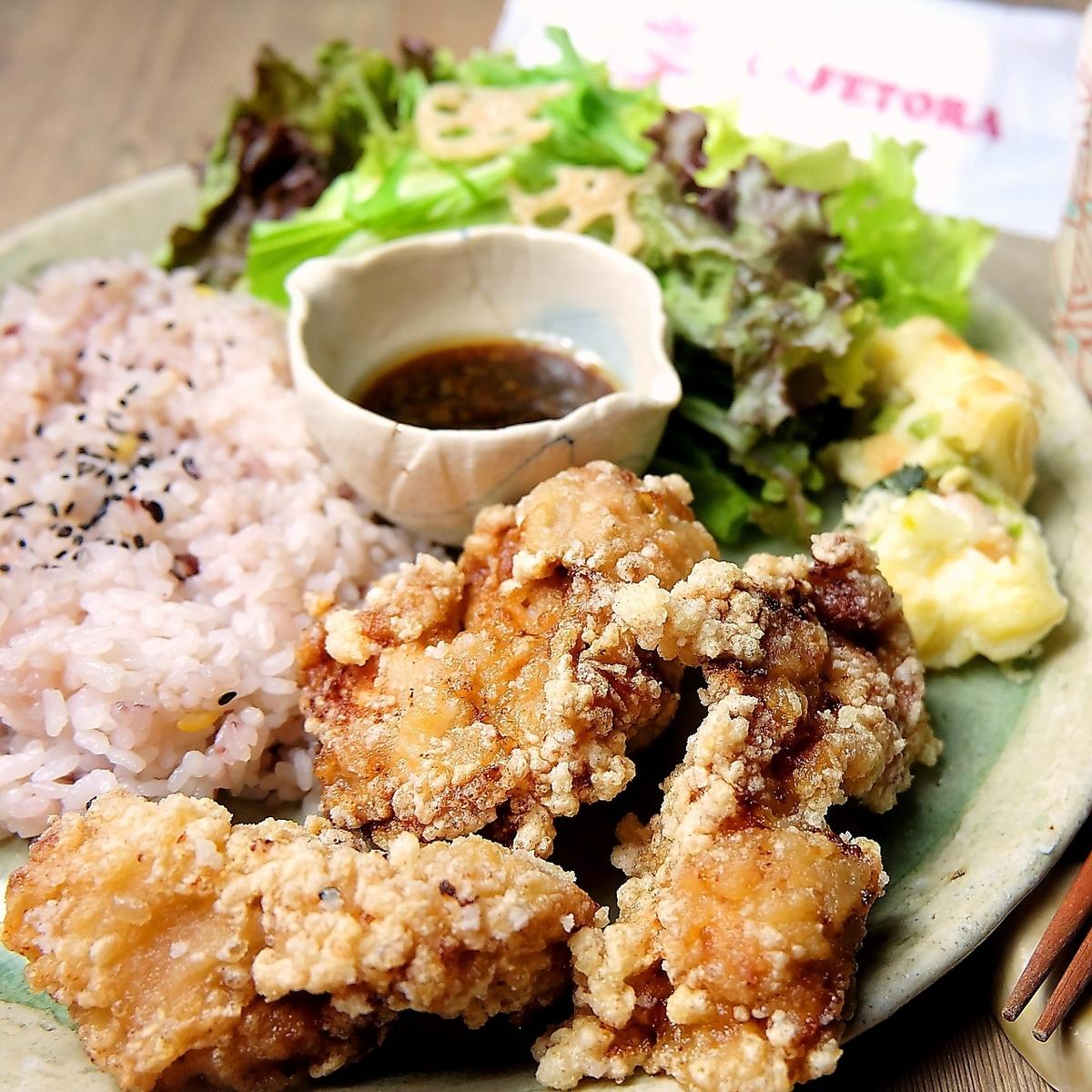 Famous! Chicken fried chicken SET