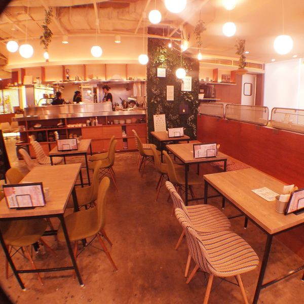 Various parties are also welcome! It is possible to accommodate up to about 50 people ☆ It is the best space for various private parties, so please do not hesitate to contact us as a secretary ♪