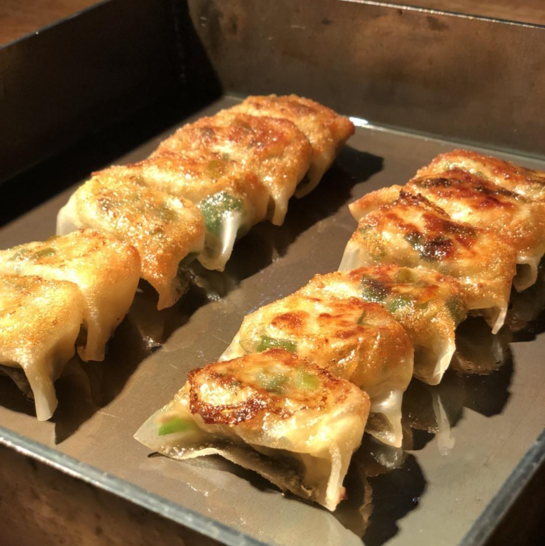 烤饺子(7个硬币)