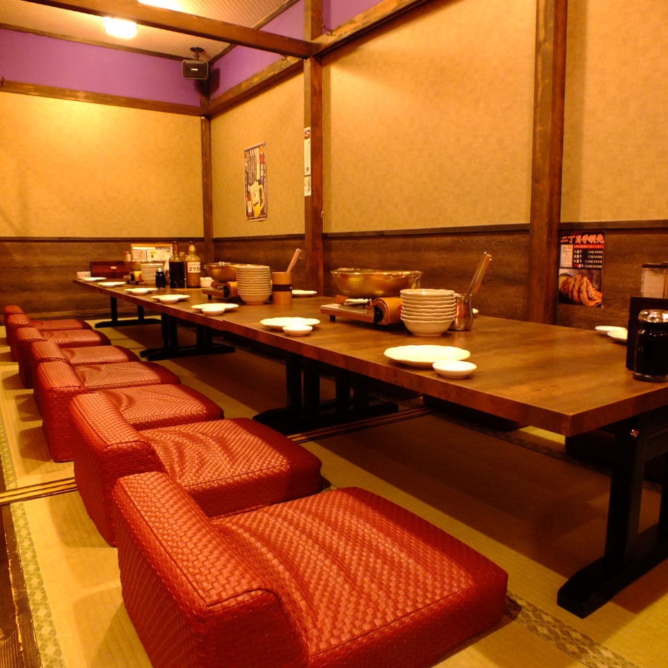 Banquet Osaki private room for 8 to 35 people