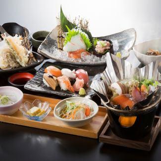 ごちそう寿司ご膳