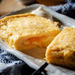 博多明太チーズ玉子焼き