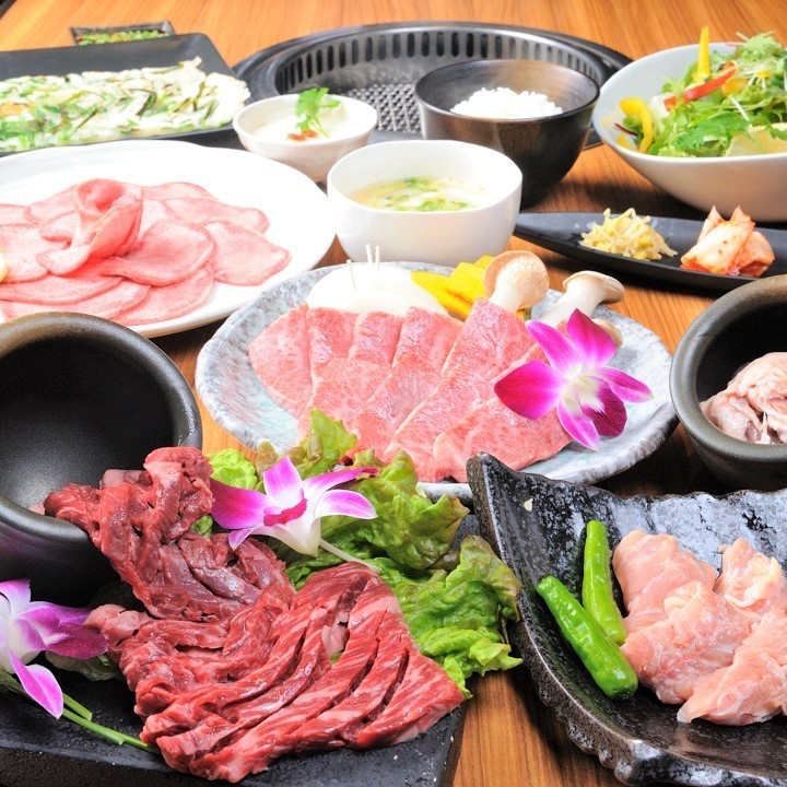 Special selection !! Top-level course including drinks 850 yen