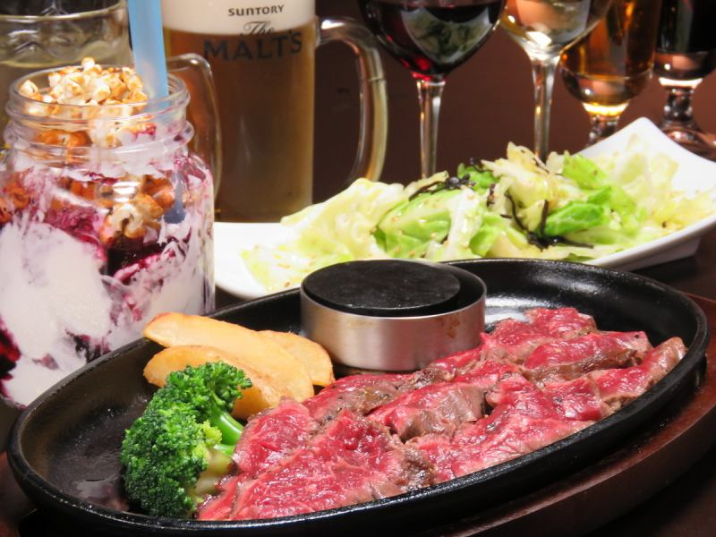 Remember Best 3 courses 3 items 2H 3000 yen ☆ Affordable course which you can enjoy the most popular menu of our shop ♪