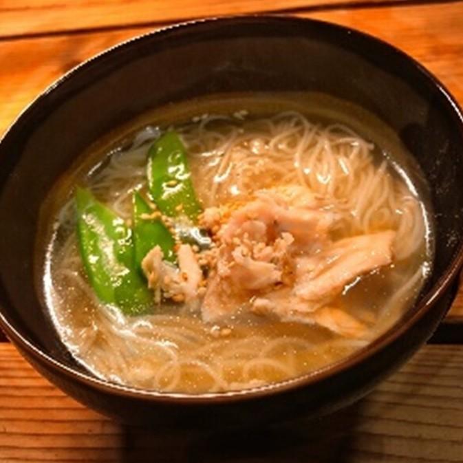 日本扁柏面条(鸡肉味)