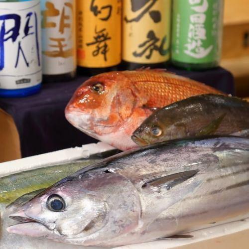 牡蠣が食べれなくても楽しめるほど海鮮が盛りだくさん♪