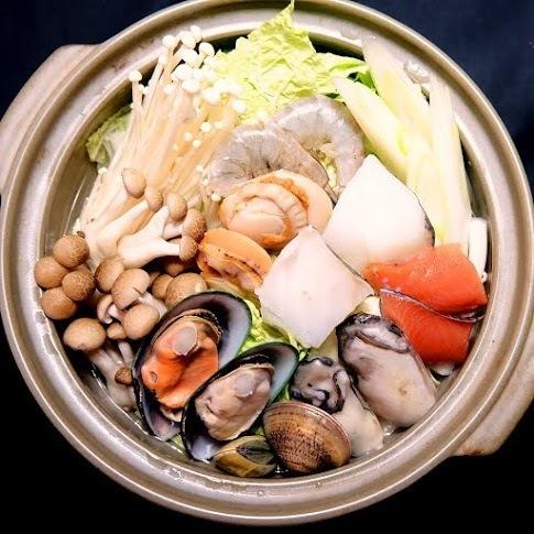 【海的雍容】海鮮鍋