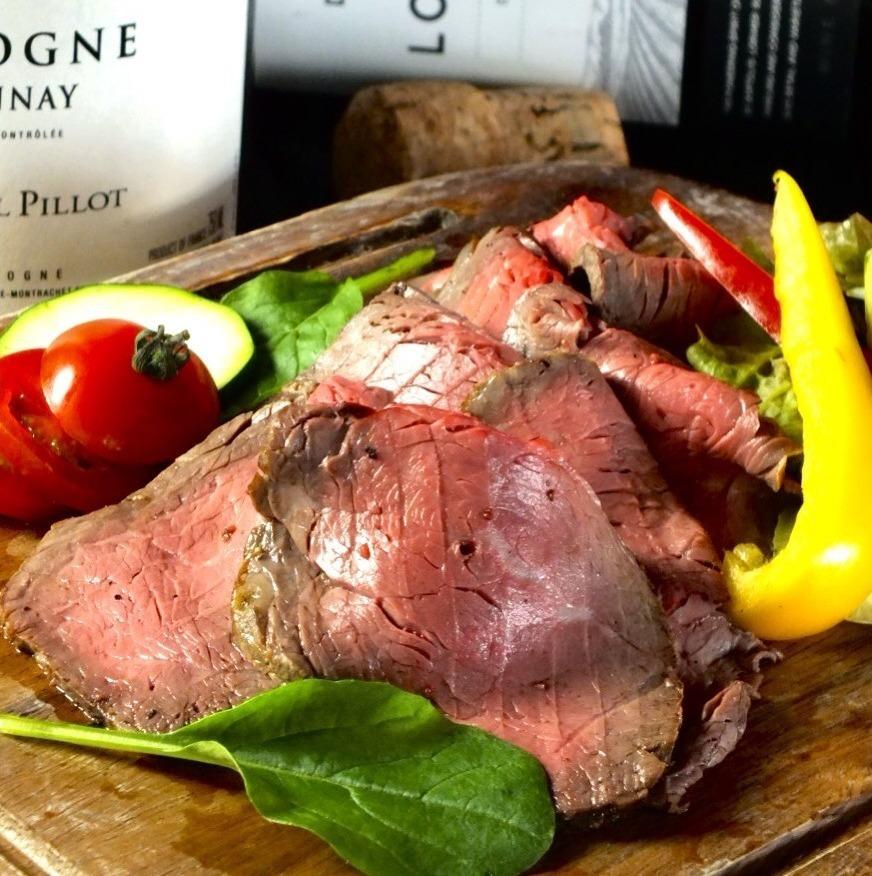 广岛牛肉烤牛肉