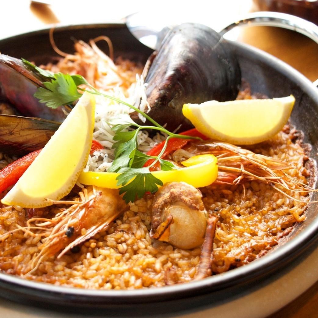 濑户内海鲜饭