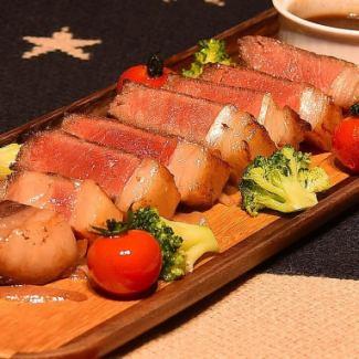 道産牛サーロインステーキ