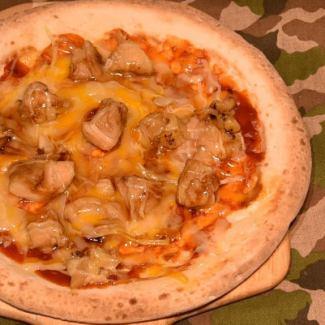 てりやきチキンピザ