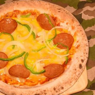 スライスマンボピザ
