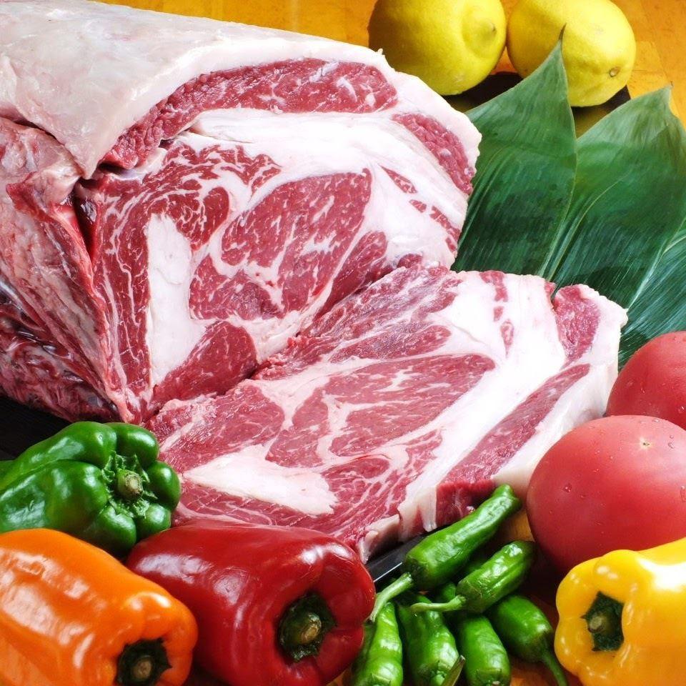 茶屋町の国産牛が食べられるお店☆食べ放題コースは2980円~
