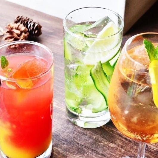 «种类繁多的饮料!»