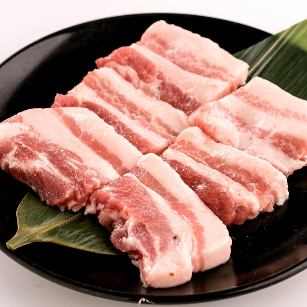 豚サムギョプサル