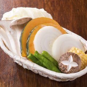 蔬菜烤什錦