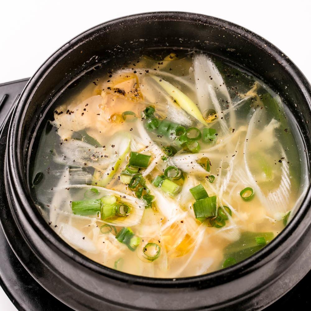 玉子スープ