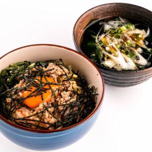 石鍋拌飯(含湯)