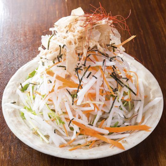 【鮮度が勝負】お肉を引き立てる絶品野菜も見どころ◎毎日新鮮なお野菜を仕入れております。
