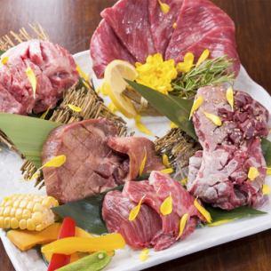 什錦日本肉牛
