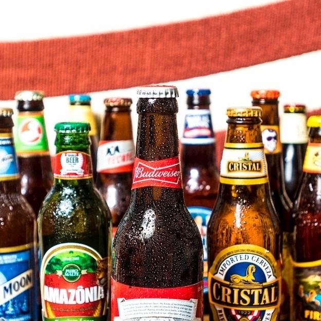 マニアックな世界のビール