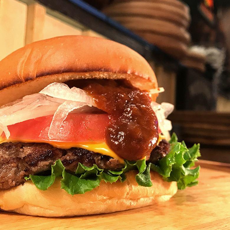 Roast! Hamburgers