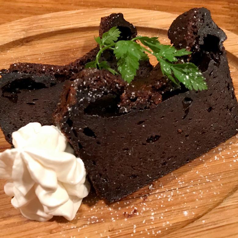 美國布朗尼蛋糕