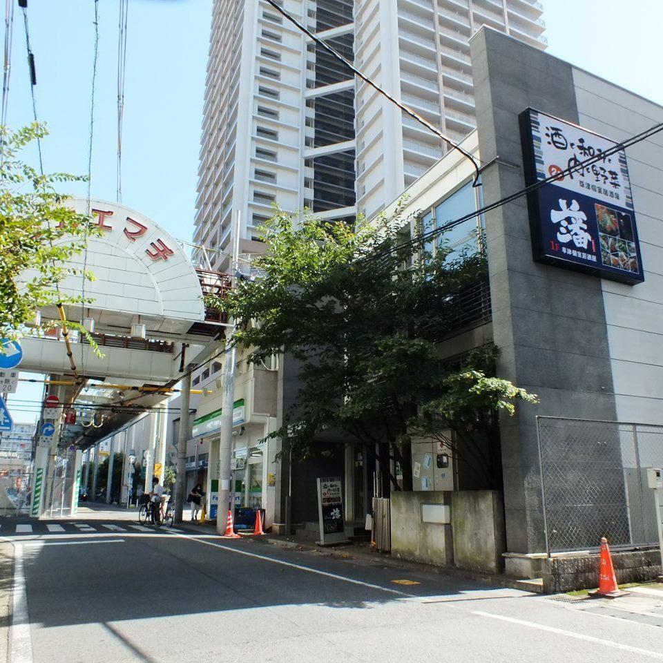 草津站步行1分钟。离开草津站东口,在Lotteria拐角处直行,然后直奔。在家庭超市右边的建筑!!!