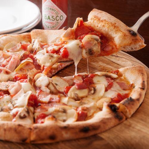 Pizza variety