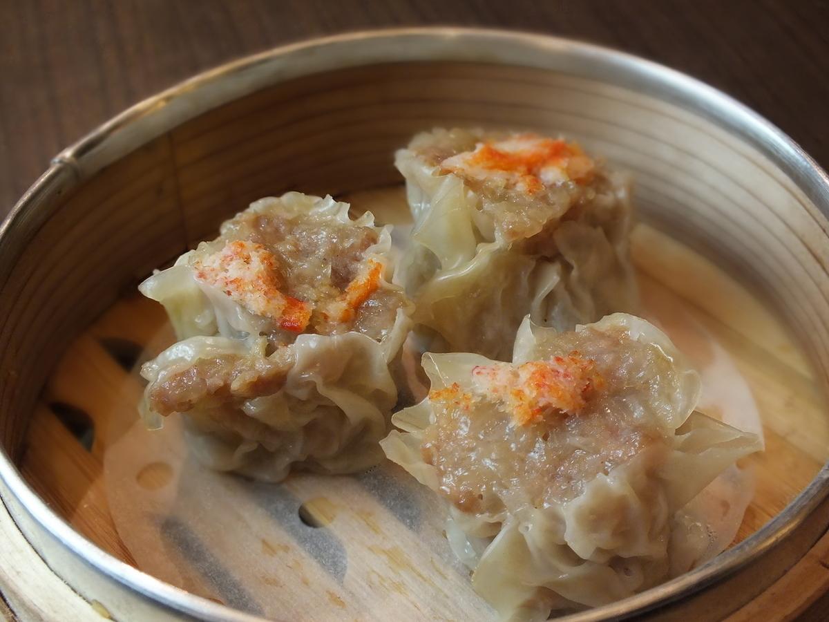 Guangdong Brewing (3 pcs) / steamed dumpling sail (3 pcs)