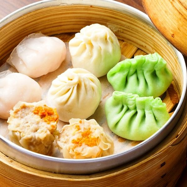 Dim sum is very popular among women ♪ Chinese girls' society big welcome.