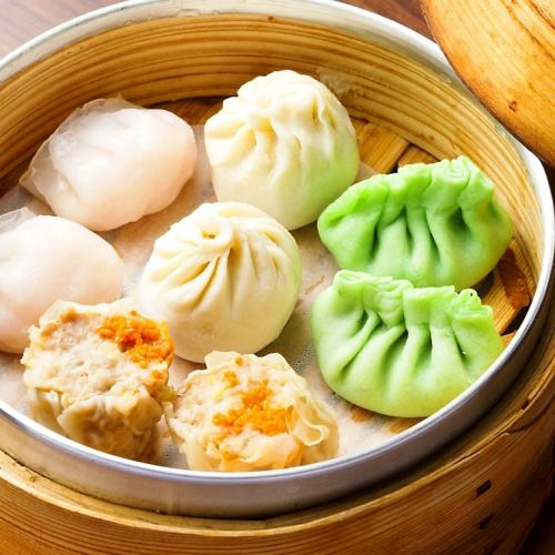 Dim Sum is very popular among women ♪ Chinese Women's Association is welcome.