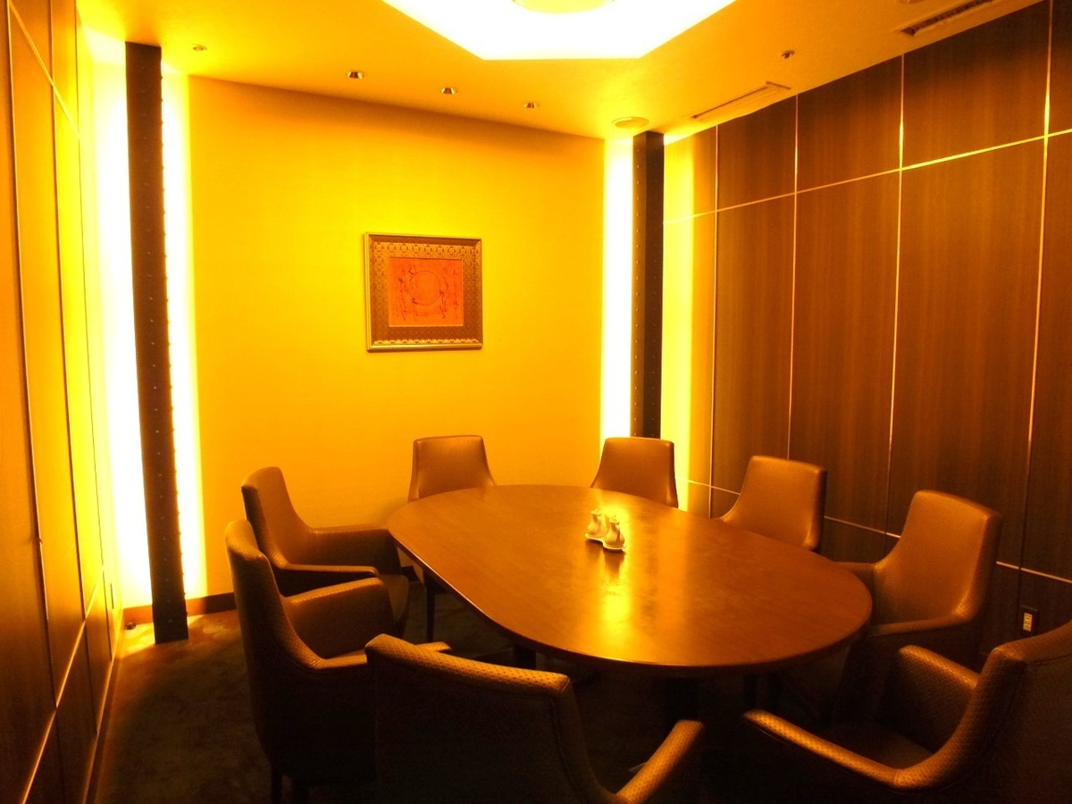 VIP Room in a fully-private room ★ Private room is OK for up to 8 people, please use for important entertainment and dinner