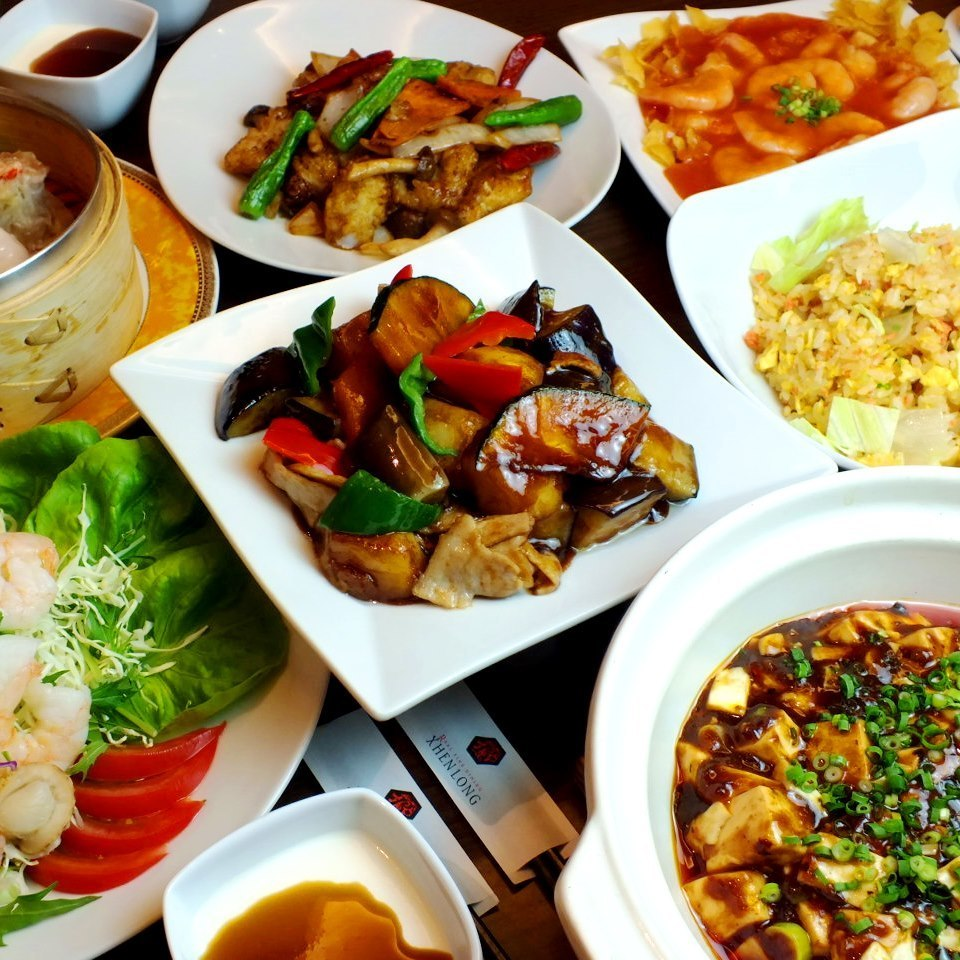 Various scenes! Commitment real authentic Chinese course ◆ 3000 ~ 8500 yen