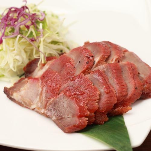 自创自创烤猪肉