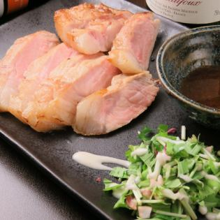 Saichi sautéed Japanese-style grilled sauce