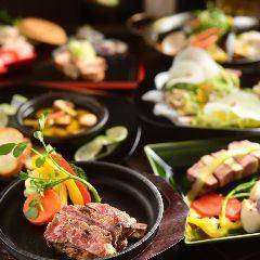 當天OK【適用於各種宴會】3800日元/ + 200日元的所有11種飲料和120種飲料包括開胃品和咖啡或茶