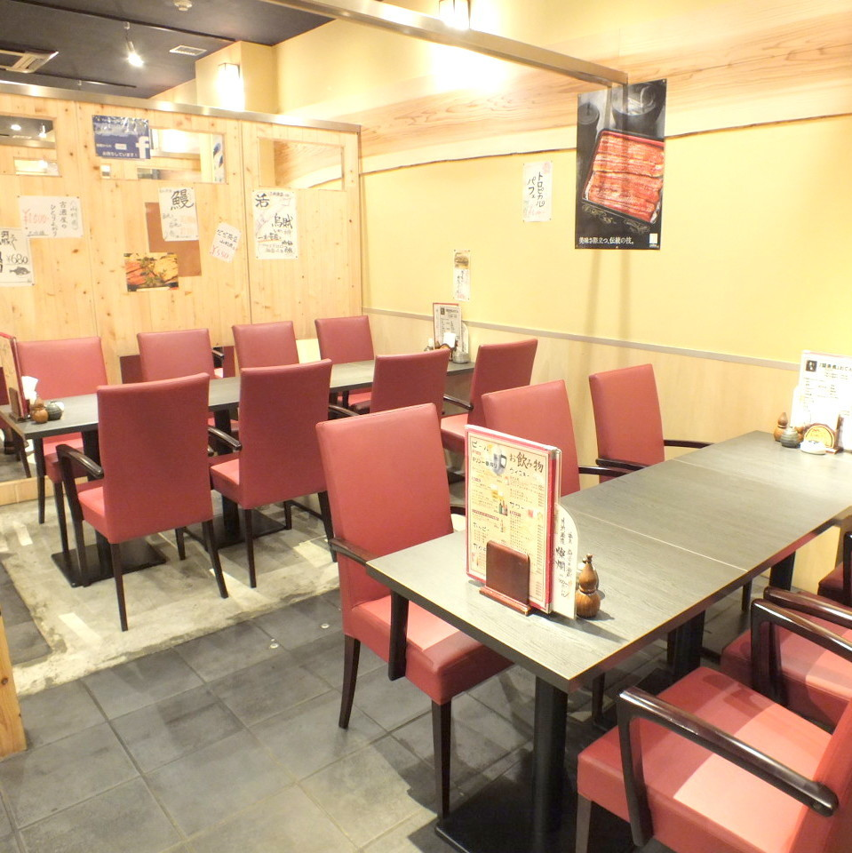 Fujisawa Station 30 seconds walk and convenient location! It is possible to correspond to company banquet and drinking party with large number of people!