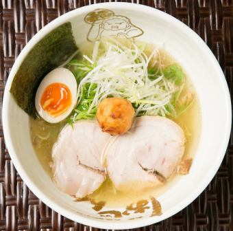 [Popular NO.3] Shiojin ramen