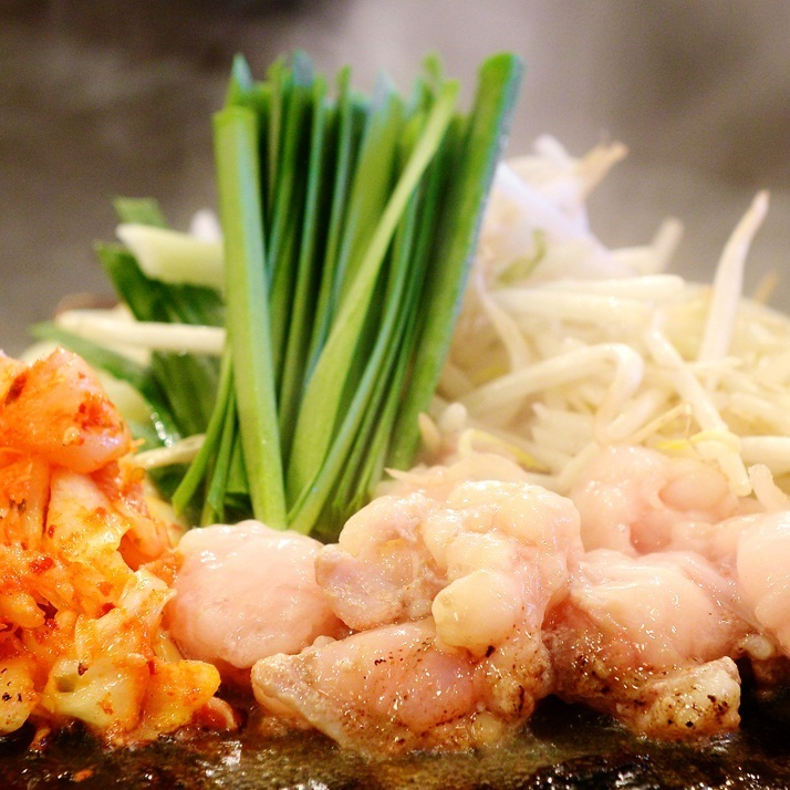 Japanese domestic special hormone grill