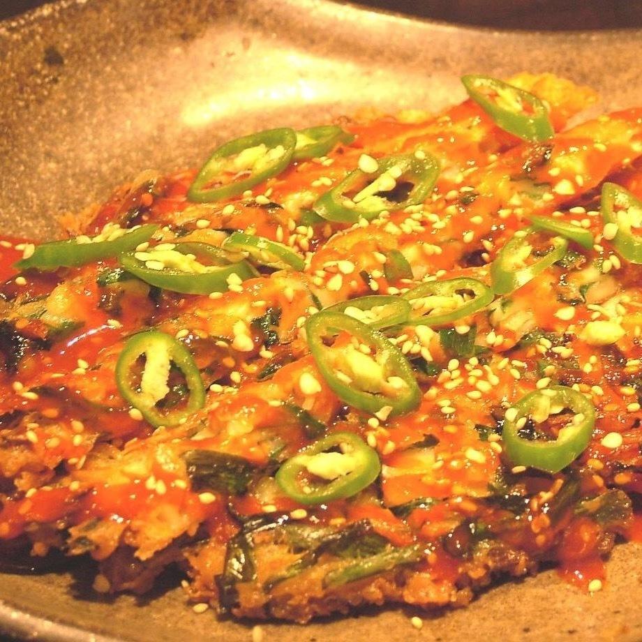 辣泡菜Chijimi